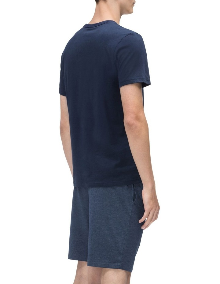 Comfort Cotton Logo Sleep Tee image 3