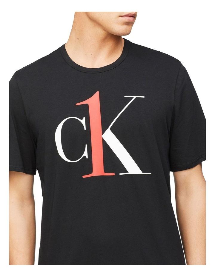 CK One Logo Sleep Tee image 4