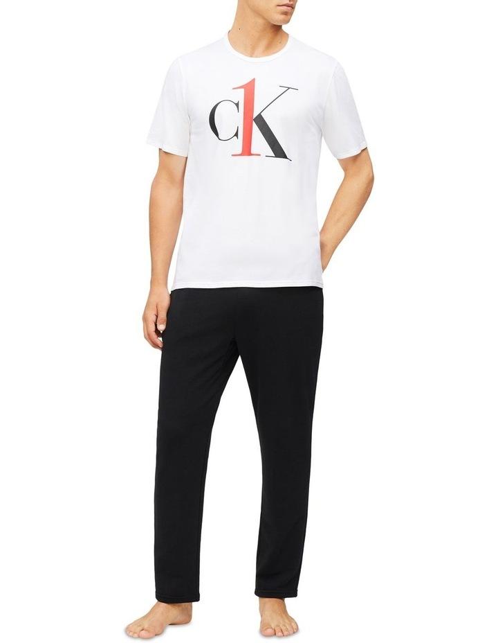 CK One Logo Sleep Tee image 3