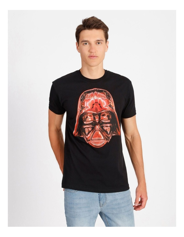 Darth Vader T-Shirt By Luca Ionescu image 1