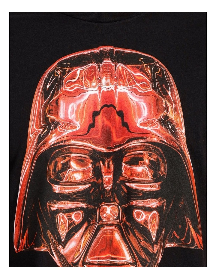 Darth Vader T-Shirt By Luca Ionescu image 5