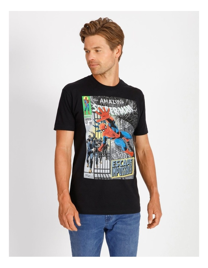 Spiderman T-Shirt By Heesco image 1