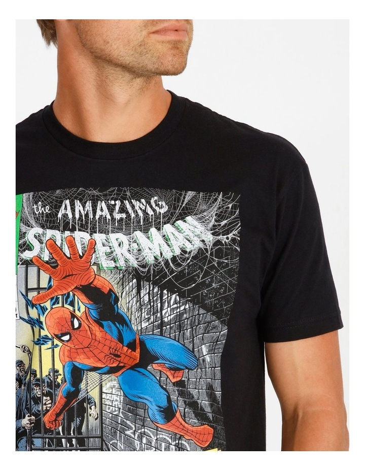 Spiderman T-Shirt By Heesco image 4