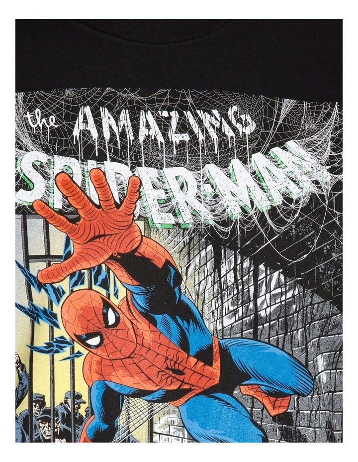 Spiderman T-Shirt By Heesco image 5