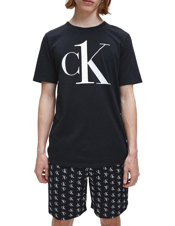 CK One Logo Sleep Tee image 1
