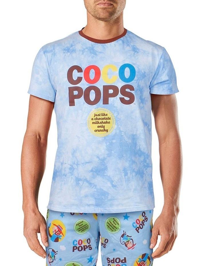 Short Sleeve Coco Pops Sleep Tee image 1
