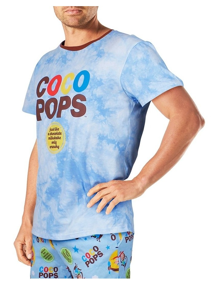 Short Sleeve Coco Pops Sleep Tee image 2