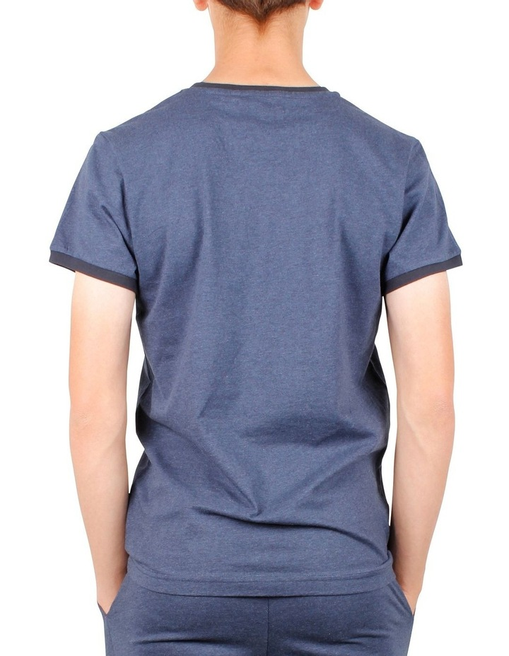 Short Sleeve Sleep Tee image 3