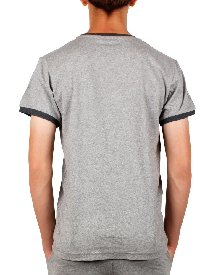 Short Sleeve Sleep Tee image 3