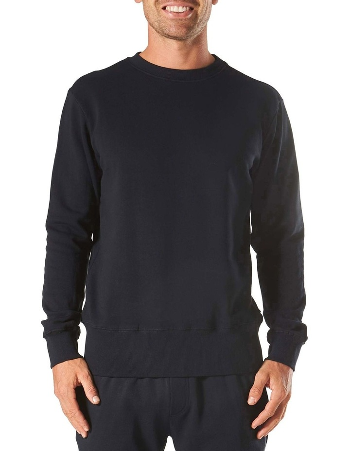 Long Sleeve Lounge Pullover image 1