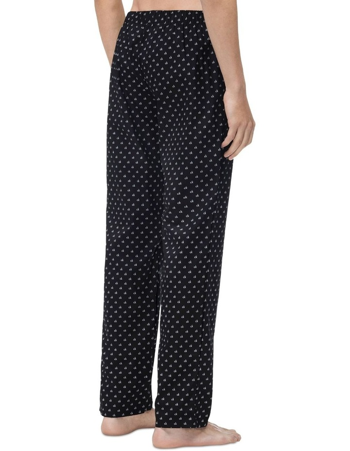 All Over Mini Print Woven Pant image 2