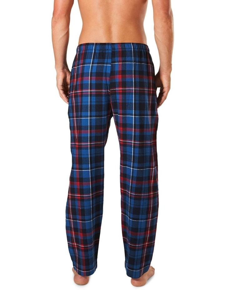 Aiden Check Yarn Dyed Flannel Sleep Pant image 3