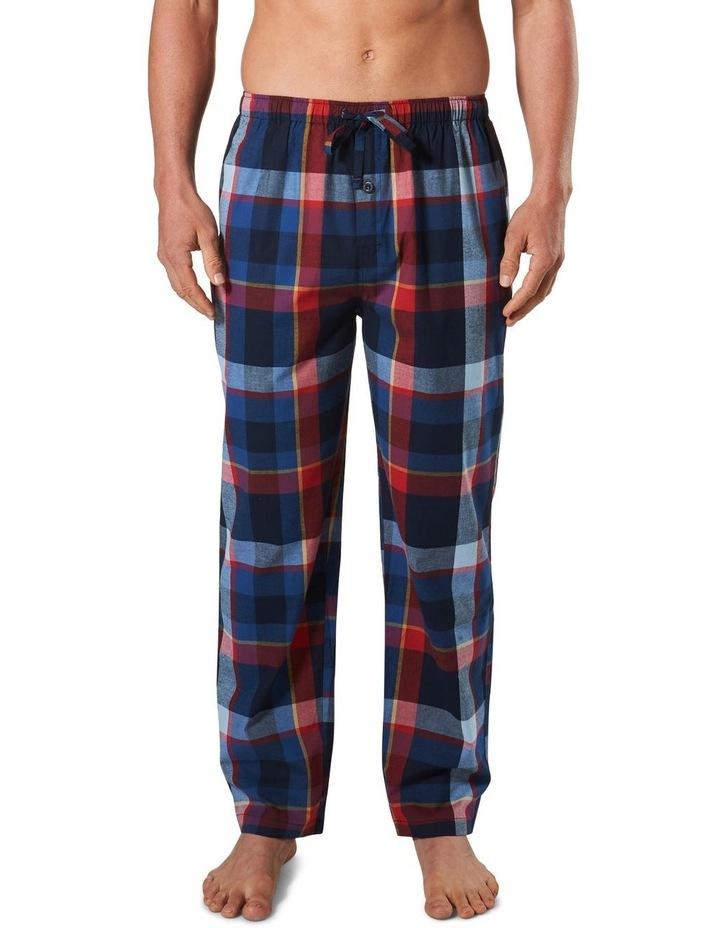 British Check Yarn Dyed Sleep Pant image 1