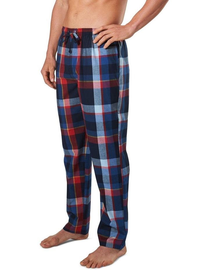 British Check Yarn Dyed Sleep Pant image 2