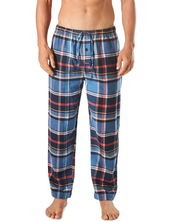 Indian Check Flannel Sleep Pant image 1