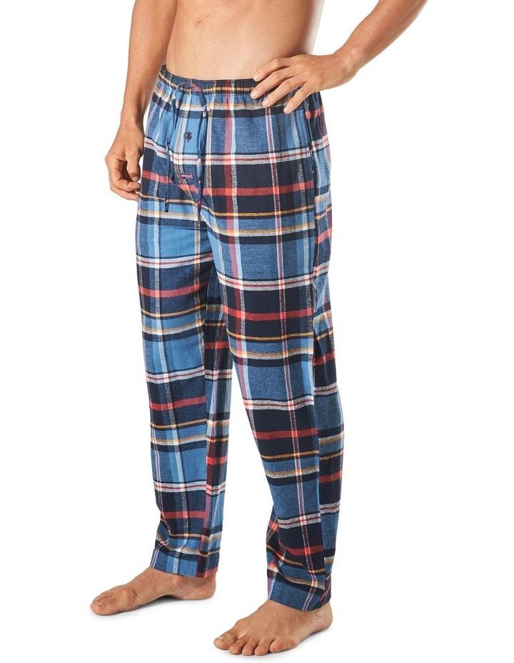 Indian Check Flannel Sleep Pant image 2