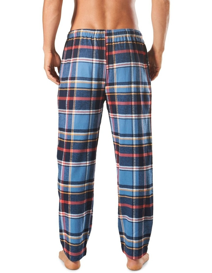 Indian Check Flannel Sleep Pant image 3