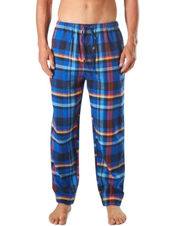 Pacific Check Flannel Sleep Pant image 1