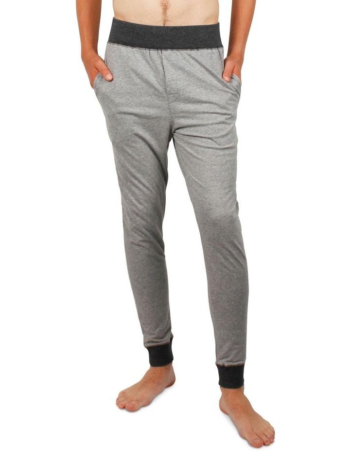 Slim Leg Knit Sleep Pant image 1