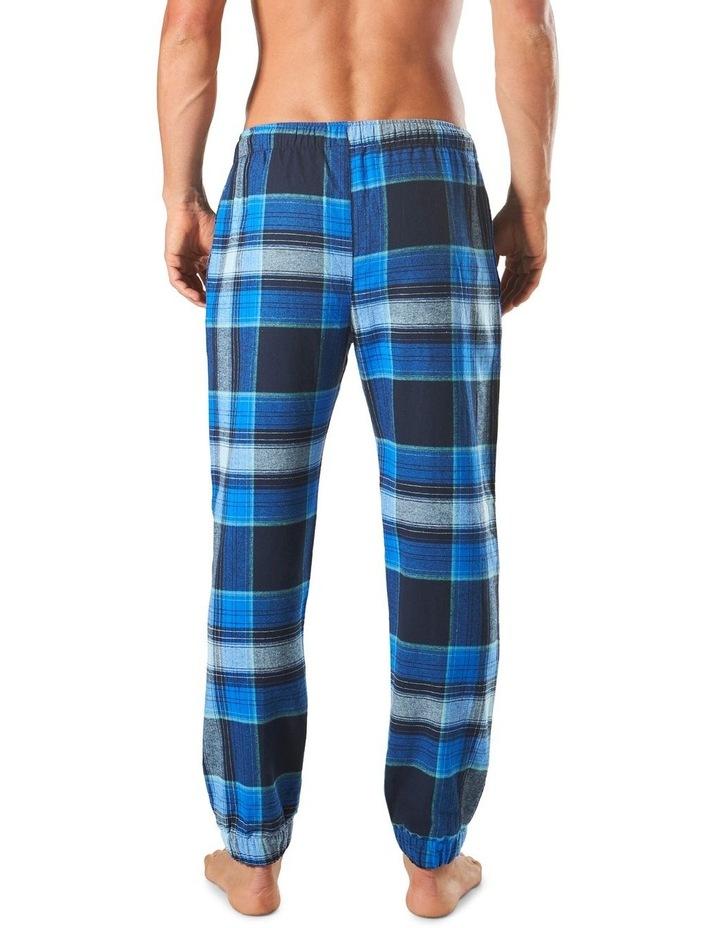 Southern Check Slim Leg Flannel Sleep Pant image 3