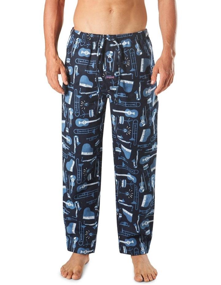 Music Room Flannel Sleep Pant image 1