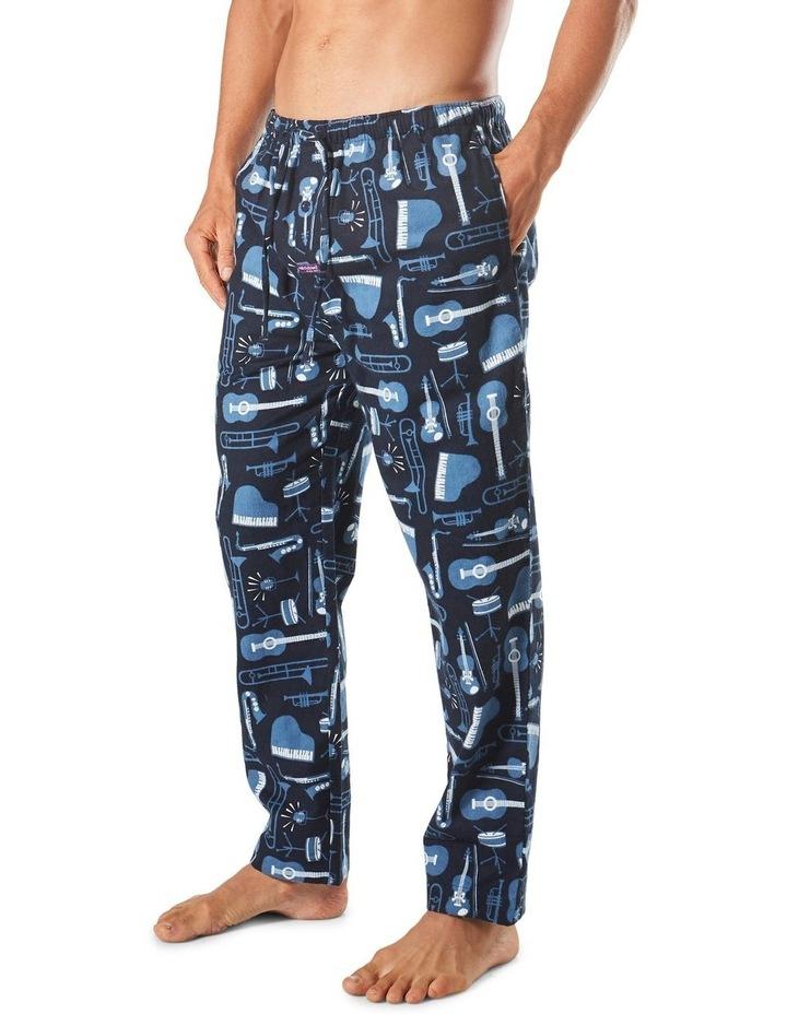Music Room Flannel Sleep Pant image 2