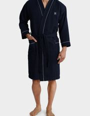 Waffle Weave Dressing Gown