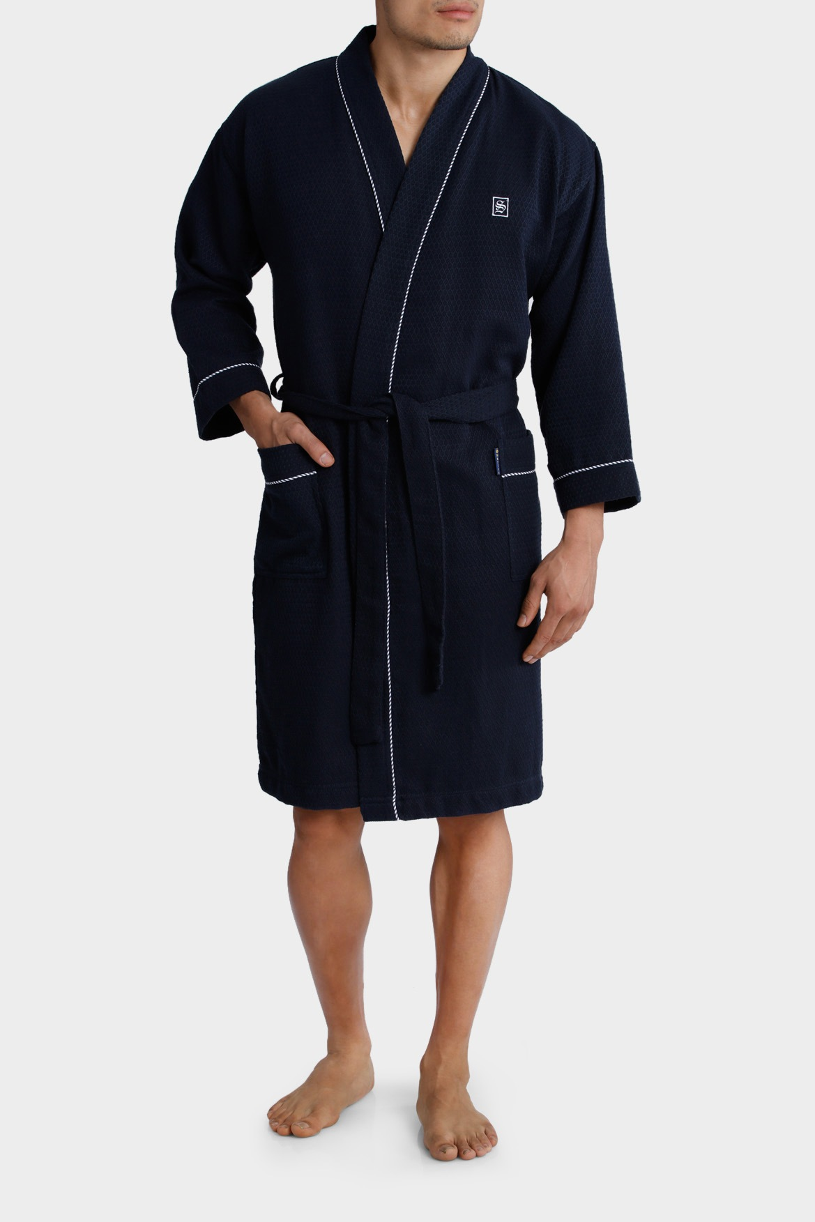 Smartex | Waffle Weave Dressing Gown | Myer Online