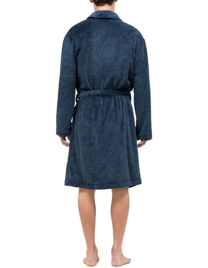 Plush Shawl Collar Robe image 2