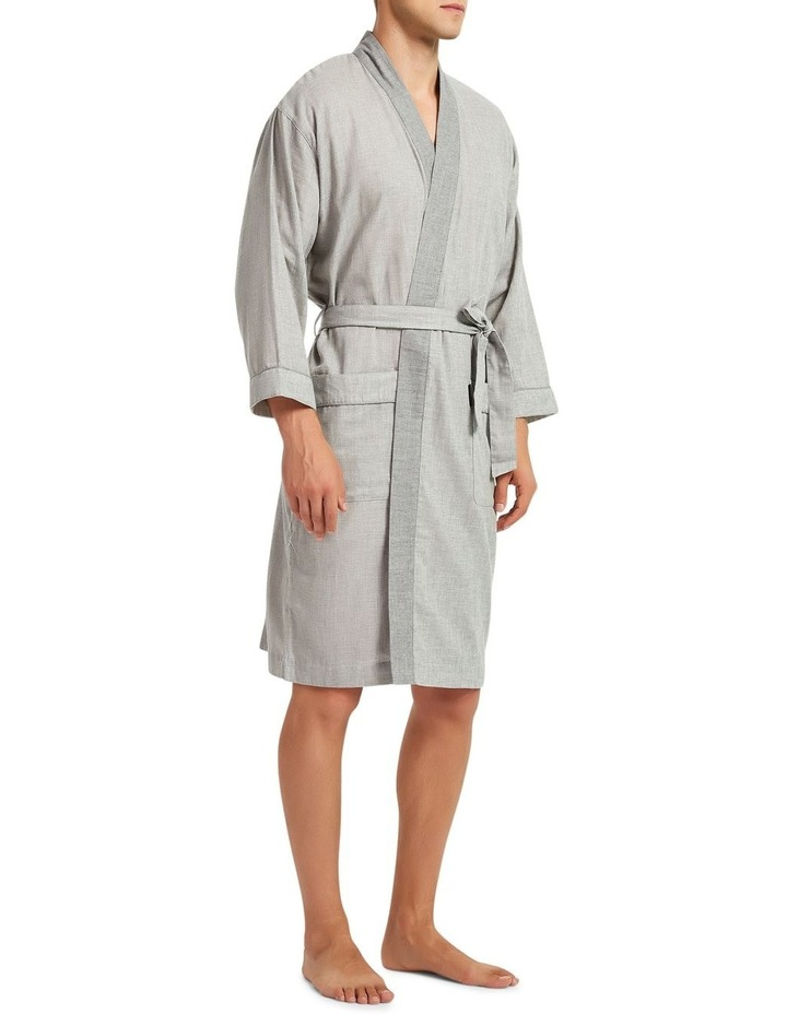 Cotton Dressing Gown image 1