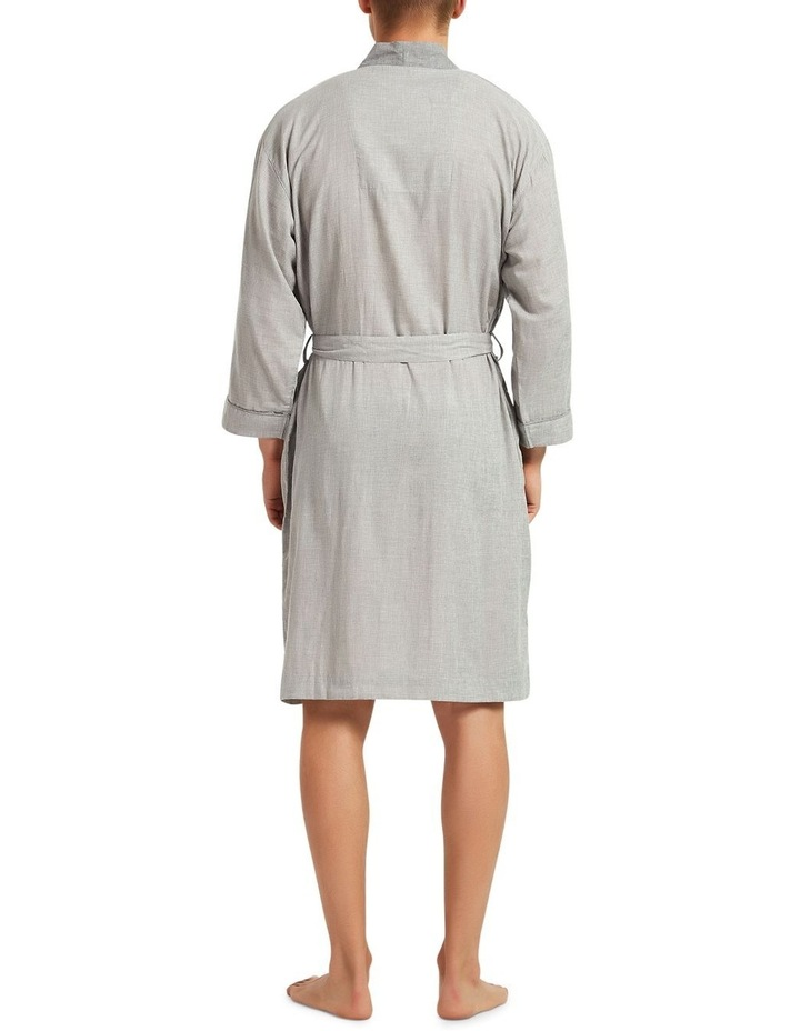 Cotton Dressing Gown image 2