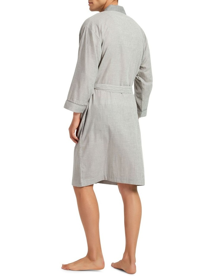 Cotton Dressing Gown image 3