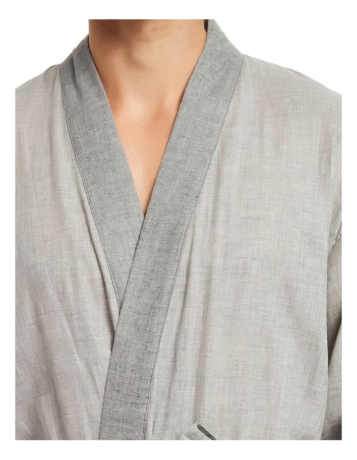 Cotton Dressing Gown image 4