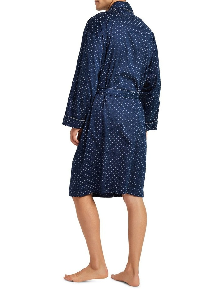 Cotton Sateen Dressing Gown image 3