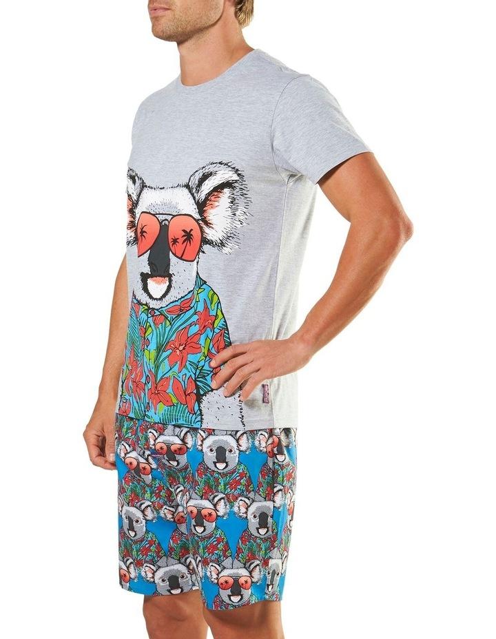 Holiday Koala Short Sleeve Pyjama Set image 2
