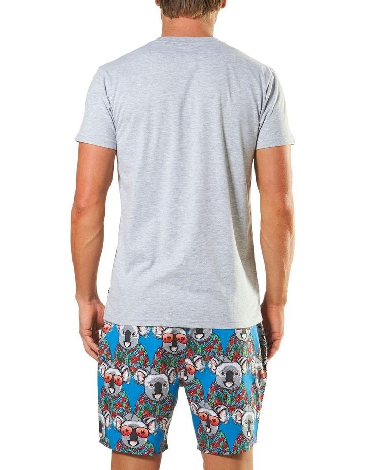Holiday Koala Short Sleeve Pyjama Set image 3