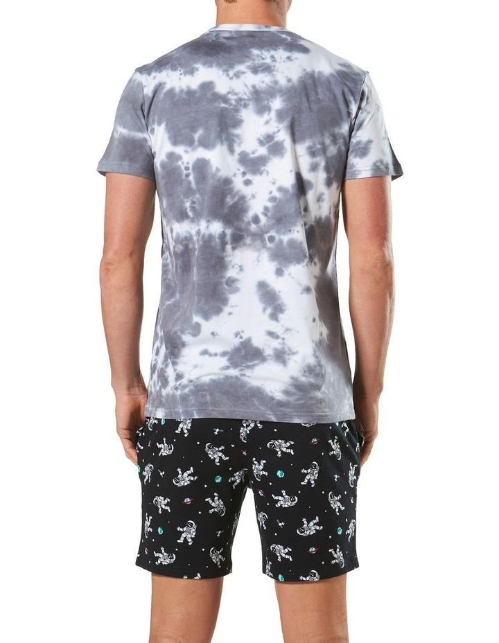 Spaceman Knit Short Pyjama Set image 3