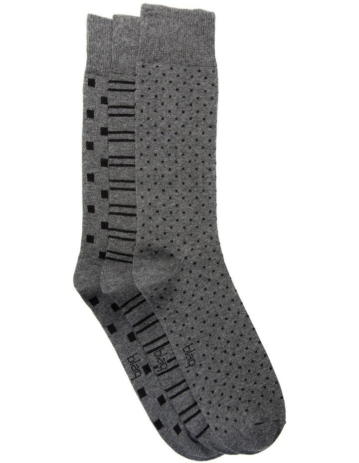 3 Pack Box Business Sock image 2