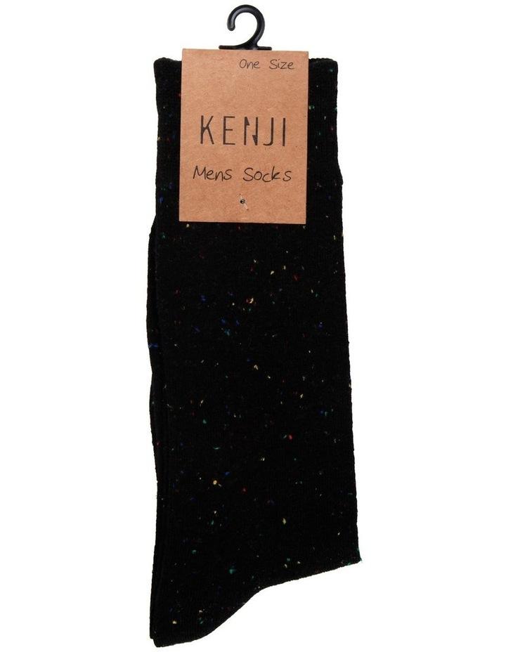 Fleck Crew Sock image 3