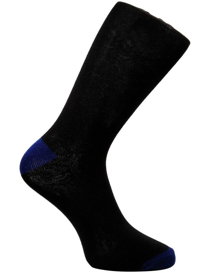 Heel Toe 3 Pack Business Socks image 5