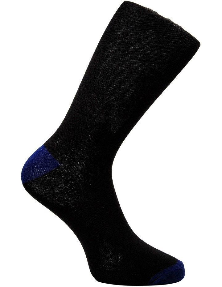 Heel Toe 3 Pack Business Socks image 6