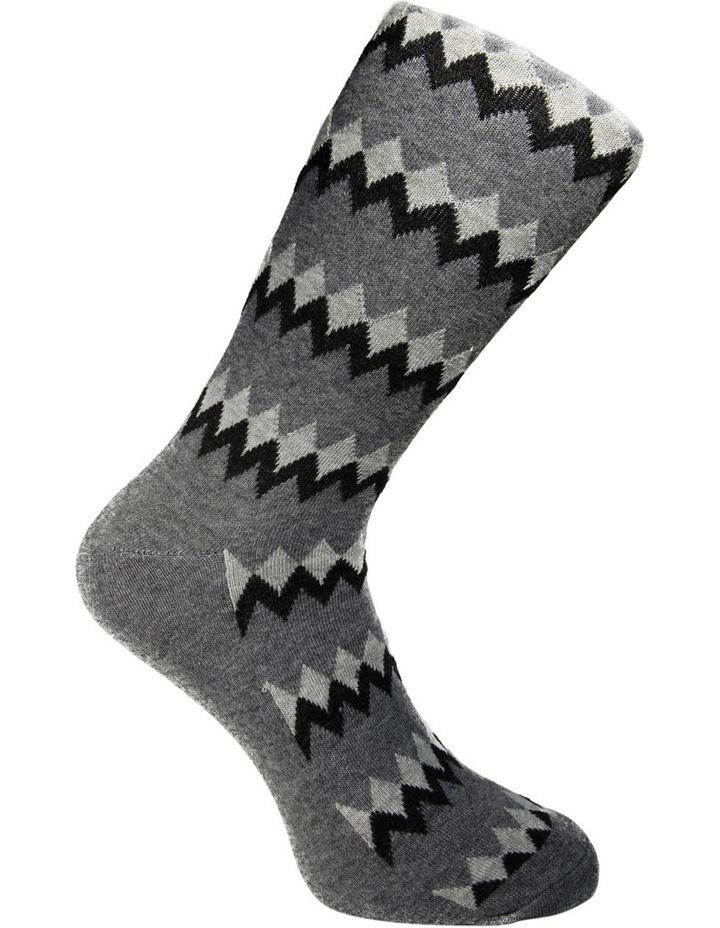 Diamond Fashion Sock image 3