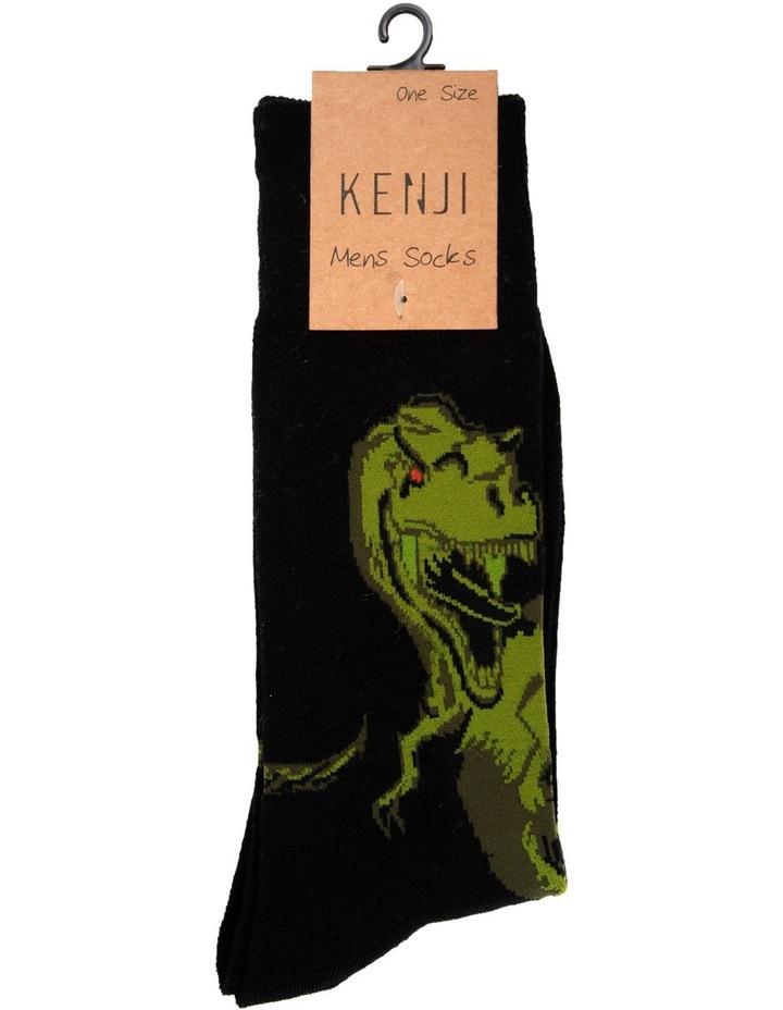 Dinosaur Sock image 2