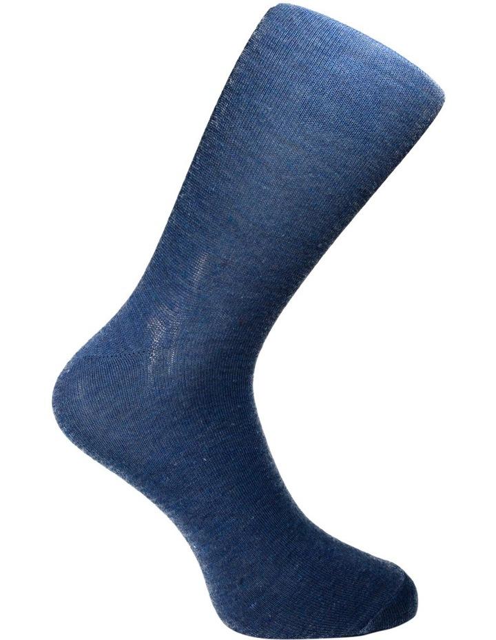 Coloured Socks 5 Pack image 3
