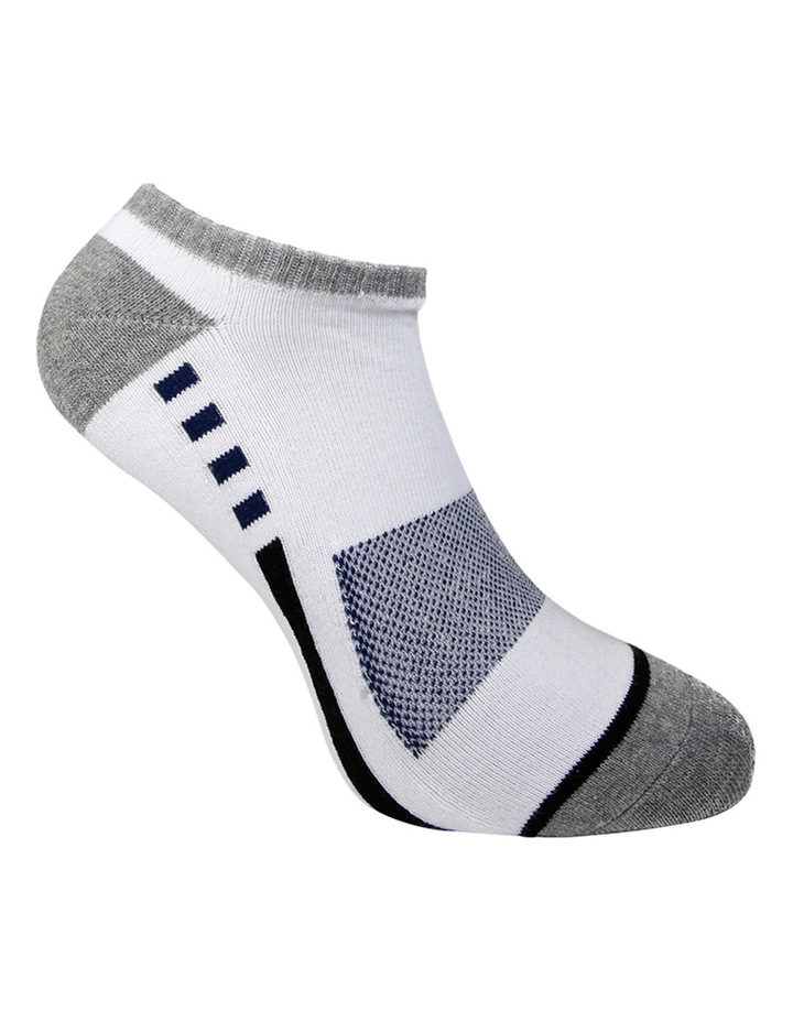 Keyline 3 Pack Sport Invisible Sock image 3