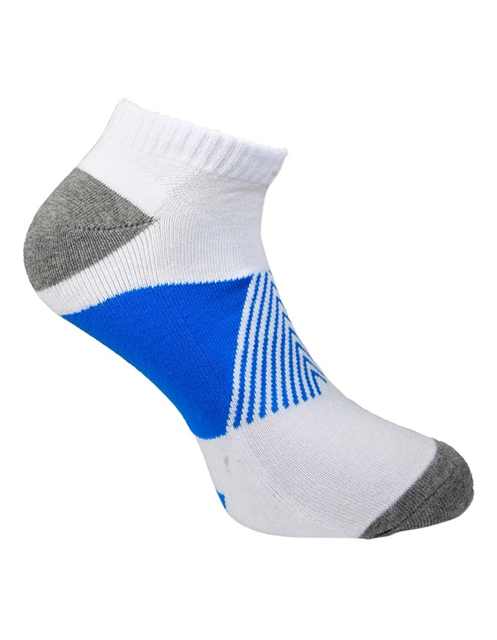 Block 3 Pack Sport Low Cut Sock image 4