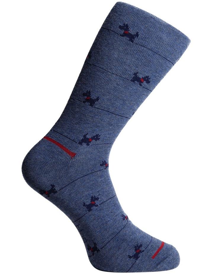 Scottie Dog 3 Pack Socks Gift Box image 3