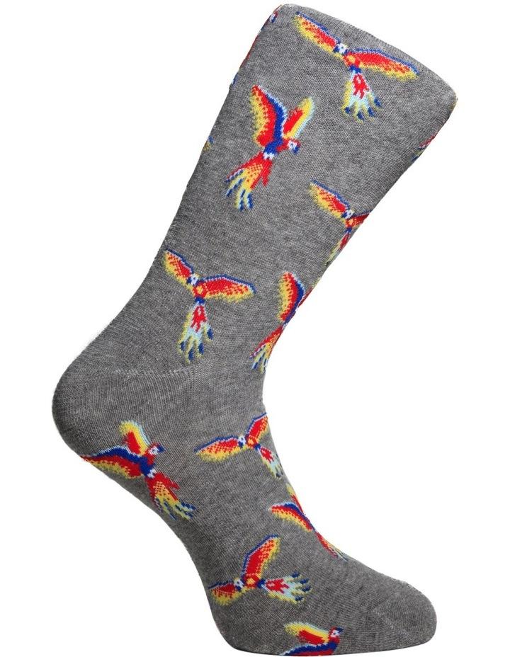 Parrots Casual Sock image 4