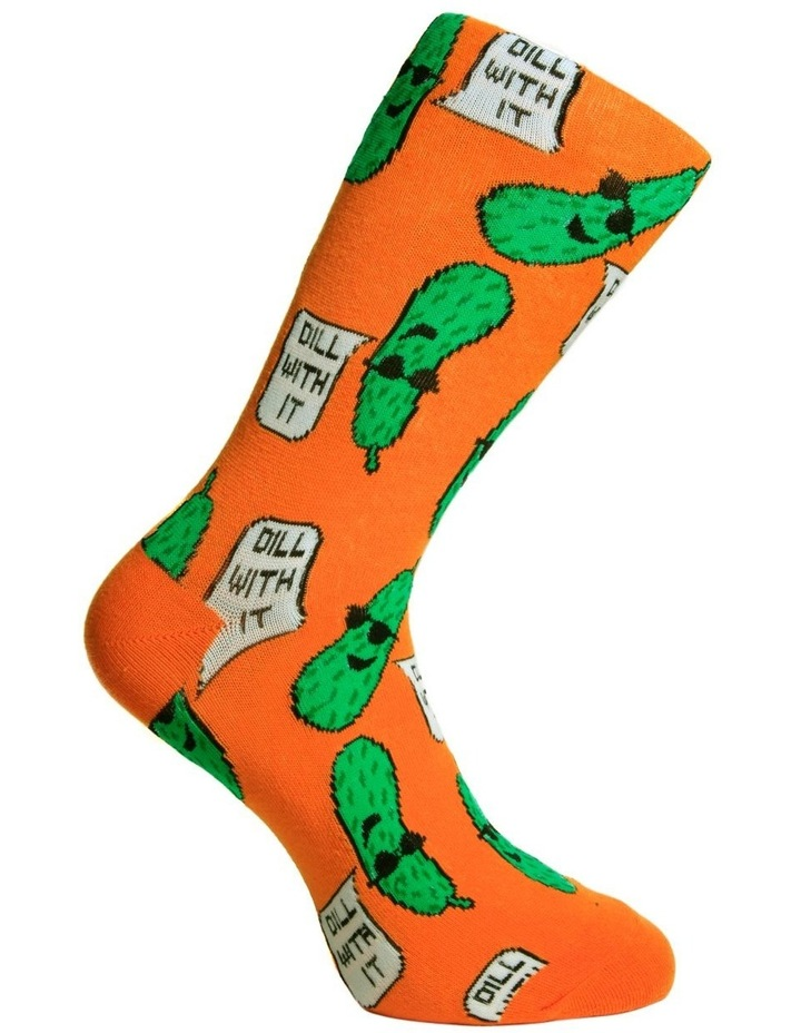 Dill With It Casual Sock image 5