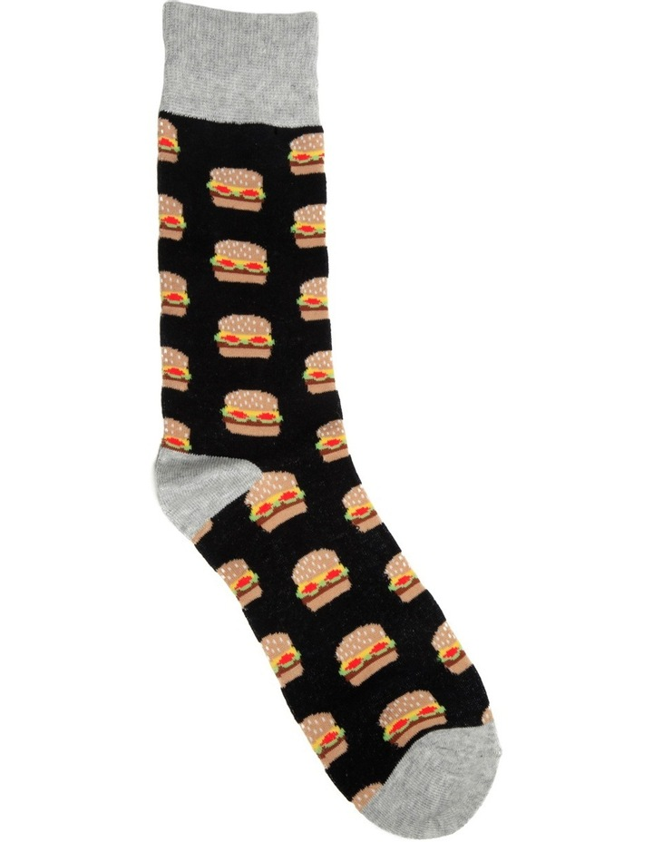 Burger Crew Sock image 2